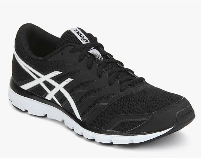 Asics Gel-Zaraca 4 Men Running Shoes For Men(Black, White)