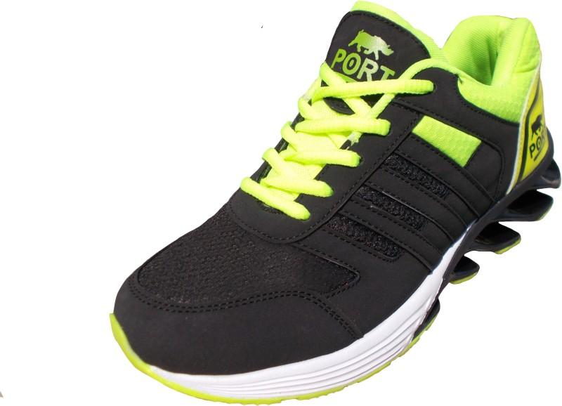Port Rocky Green Running Shoes For Men(Green)