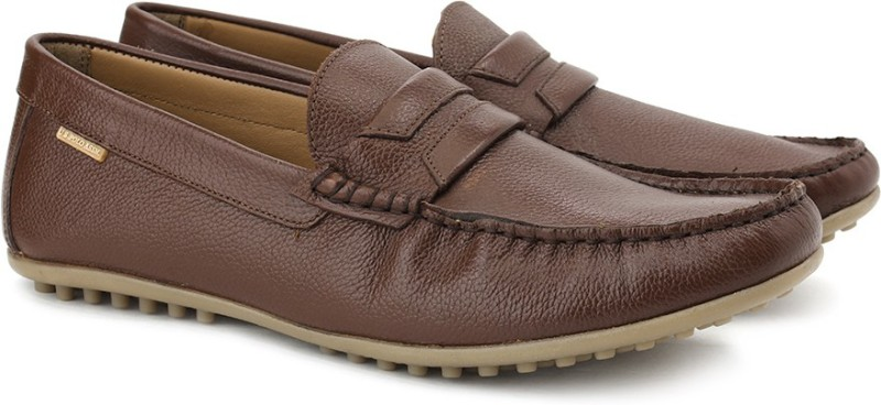 U.S. Polo Assn JAKE Loafers For Men(Brown)