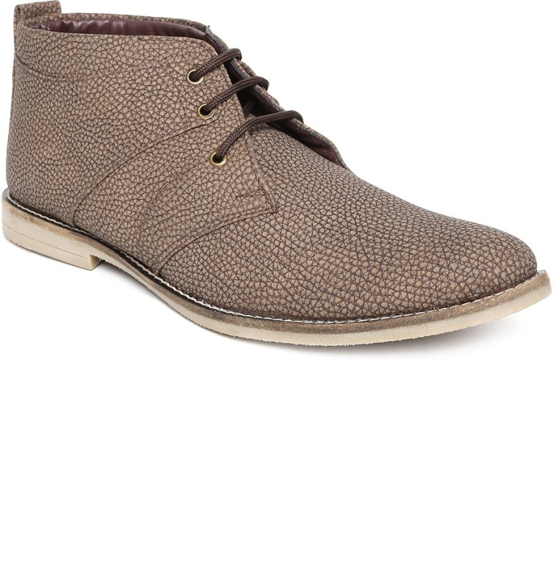 Roadster Boots For Men(Brown)