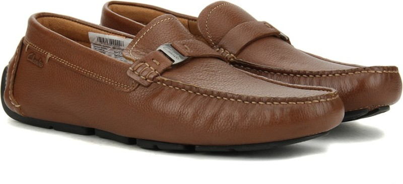 Clarks Loafers For Men(Brown)