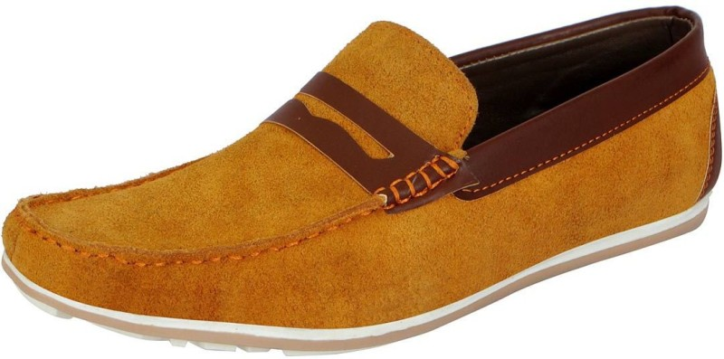 FAUSTO Loafers(Tan)