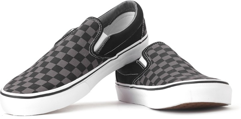 Vans Men Loafers For Men(Black, Grey)