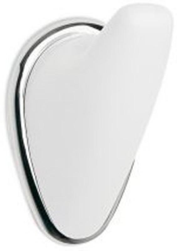 TATAY Glossy Shower Rod Hook(White)