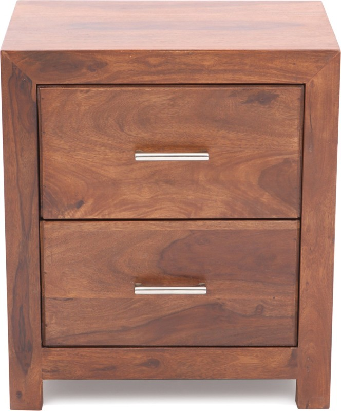Evok Osage Solid Wood Free Standing Chest of Drawers(Finish Color - Brown)