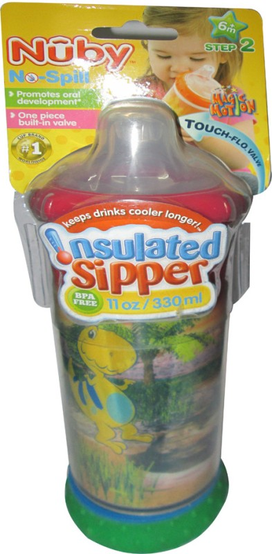 Nuby Insulated Sipper(Multicolor)