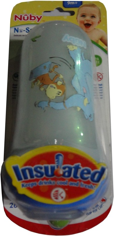 Nuby No-spill Insulated Soft sipper