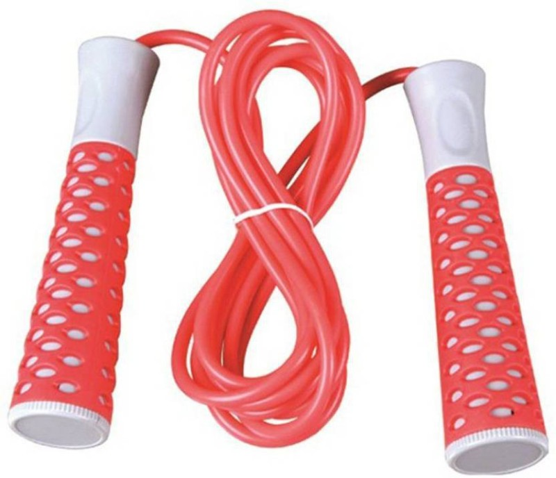 Sports Solutions stay Fit Pro Ball Bearing Skipping Rope(Multicolor, Length: 320 cm)