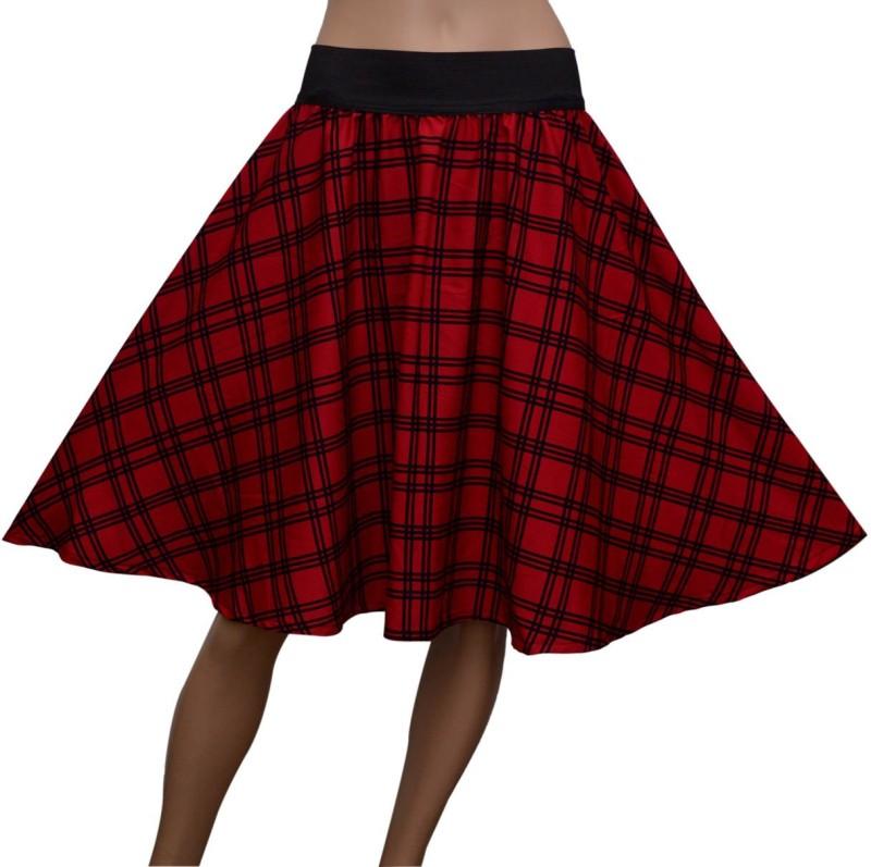 grace-diva-checkered-womens-gathered-red-skirt