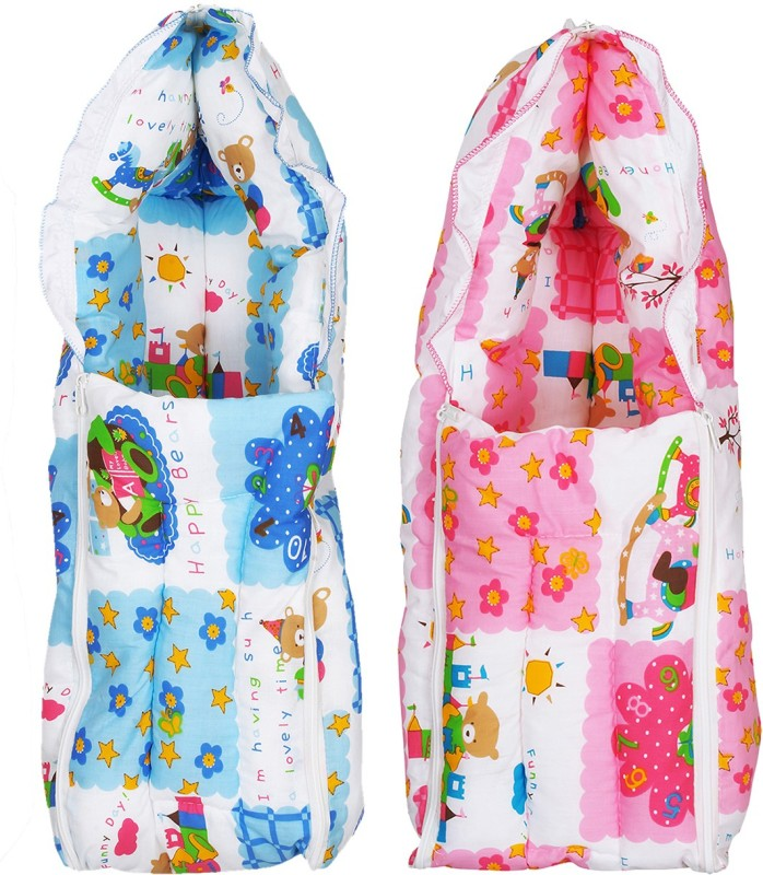 Badru Comfort Baby Sleeping Bag(Multicolor) Comfort Baby