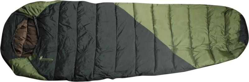 Flipfit Fluffy Ultra Warm Dual Tone Sleeping Bag(Multicolor)