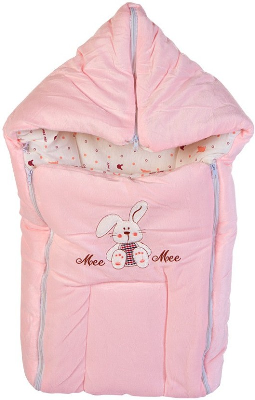 Mee Mee Baby Cozy Carry Nest Sleeping Bag(Pink) Baby Cozy Carry Nest