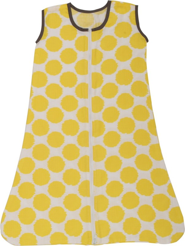 Bacati BIYDSS_L Sleeping Bag(Yellow) BIYDSS_L