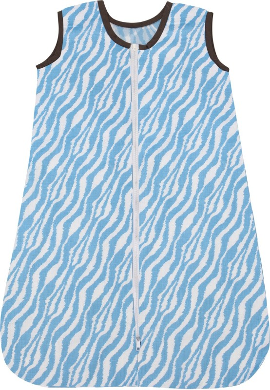 Bacati BIBZSS_S Sleeping Bag(Blue) BIBZSS_S