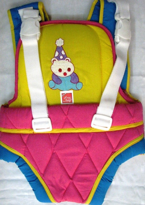Love Baby Baby Carrier Kangaroo Belt Bag Sleeping Bag(Pink)