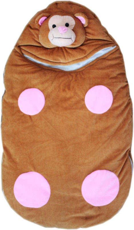 Amardeep & co Monkey sleeping bag Sleeping Bag(Multicolor) Monkey sleeping bag