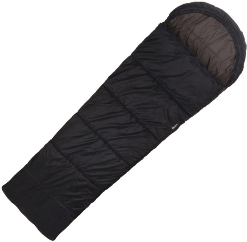 Flipfit ULTRA WARM CAMPING Sleeping Bag(Black)