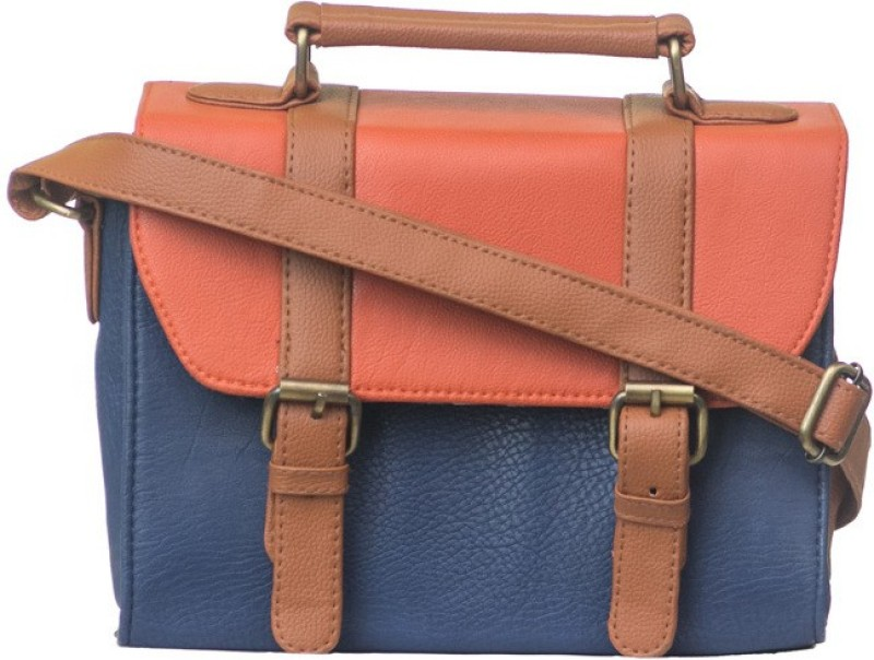 Band Box Multicolor Sling Bag