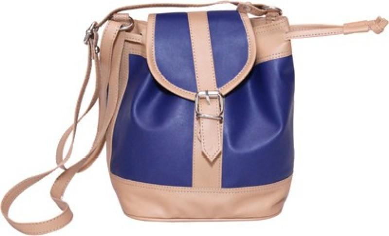 Essart Blue Sling Bag