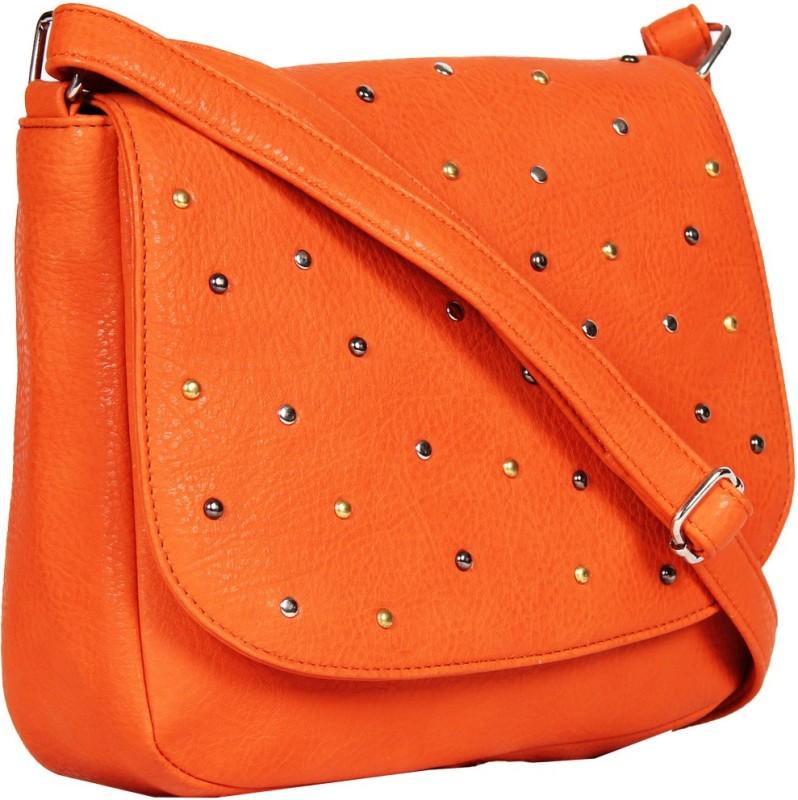Tomas Orange Sling Bag