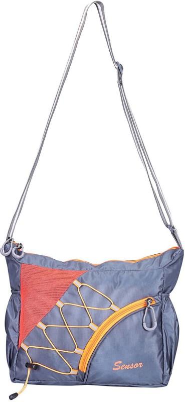Sensor Grey Shoulder Bag