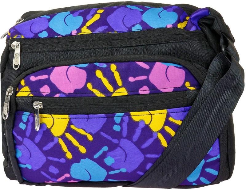 JG Shoppe Multicolor Sling Bag