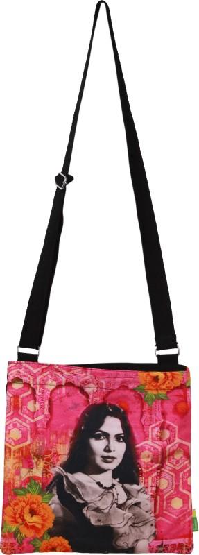Eco Corner Pink Sling Bag