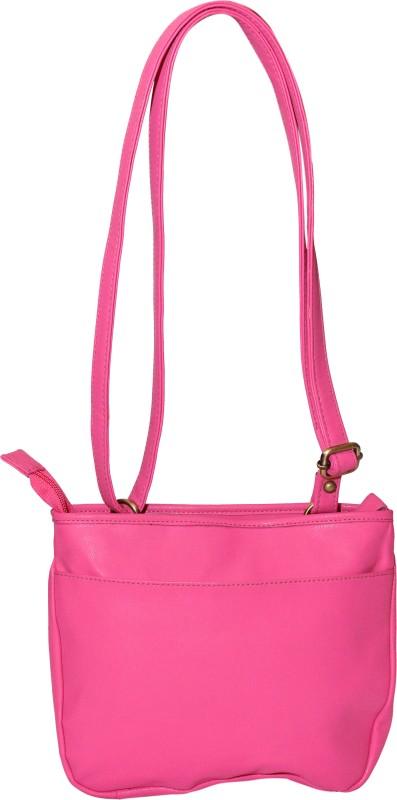 Essart Pink Sling Bag