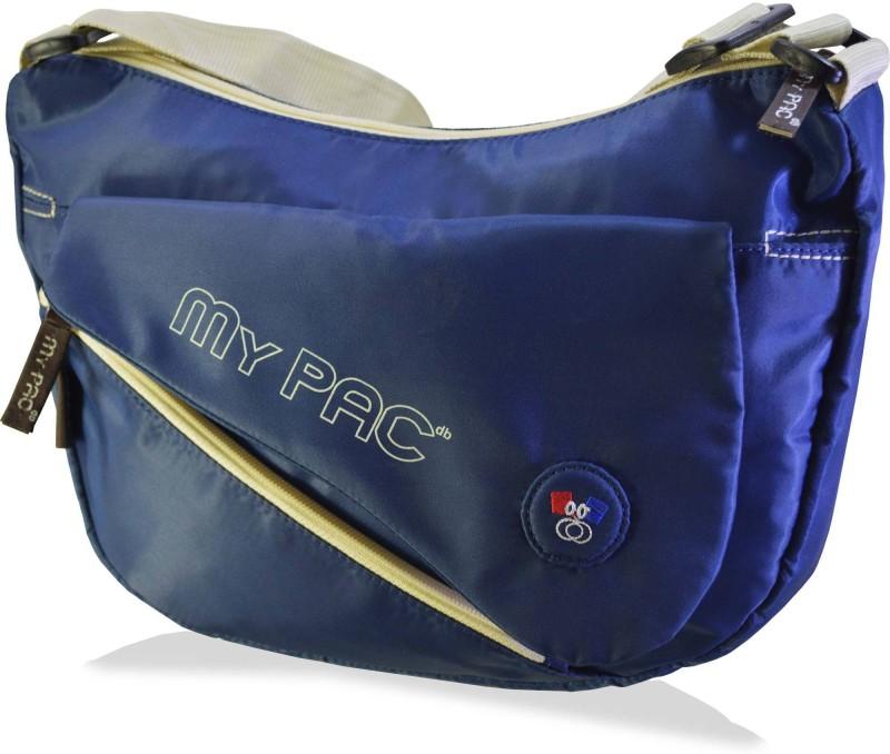 My Pac Db Blue Sling Bag