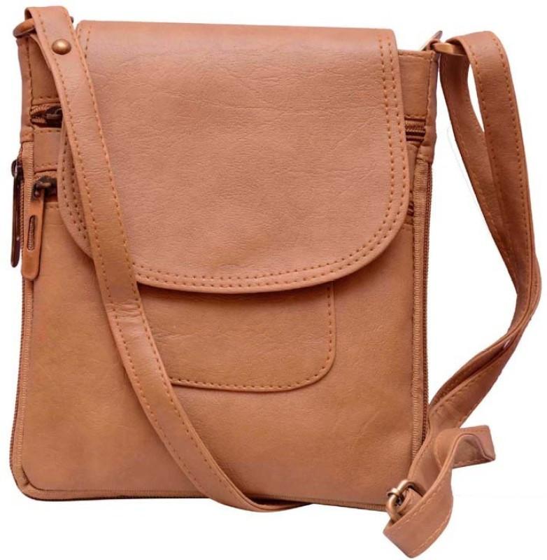 Styleworld Tan Sling Bag