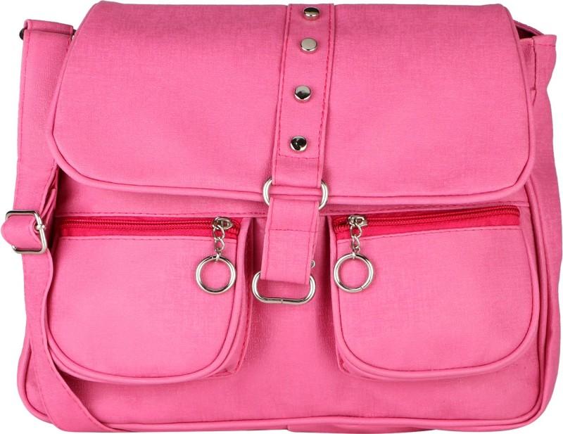 Bhuviart Multicolor Sling Bag
