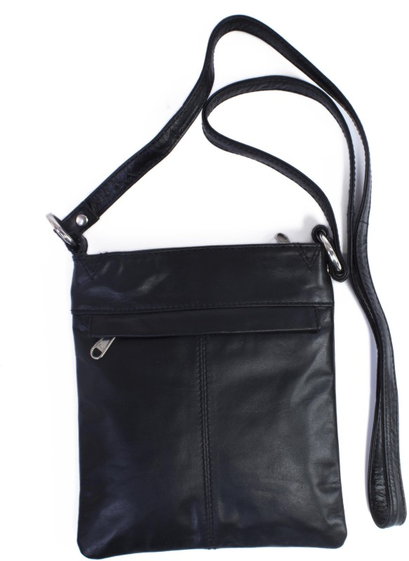Ess Tee Black Sling Bag