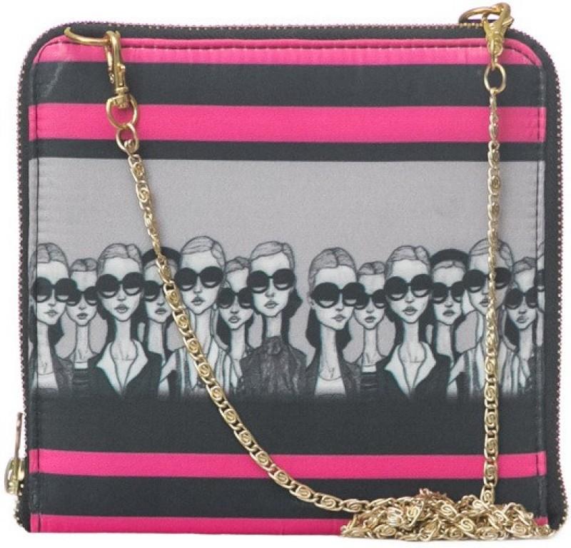 Band Box Multicolor Sling Bag