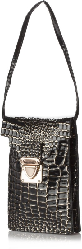 Stylehoops Black Sling Bag