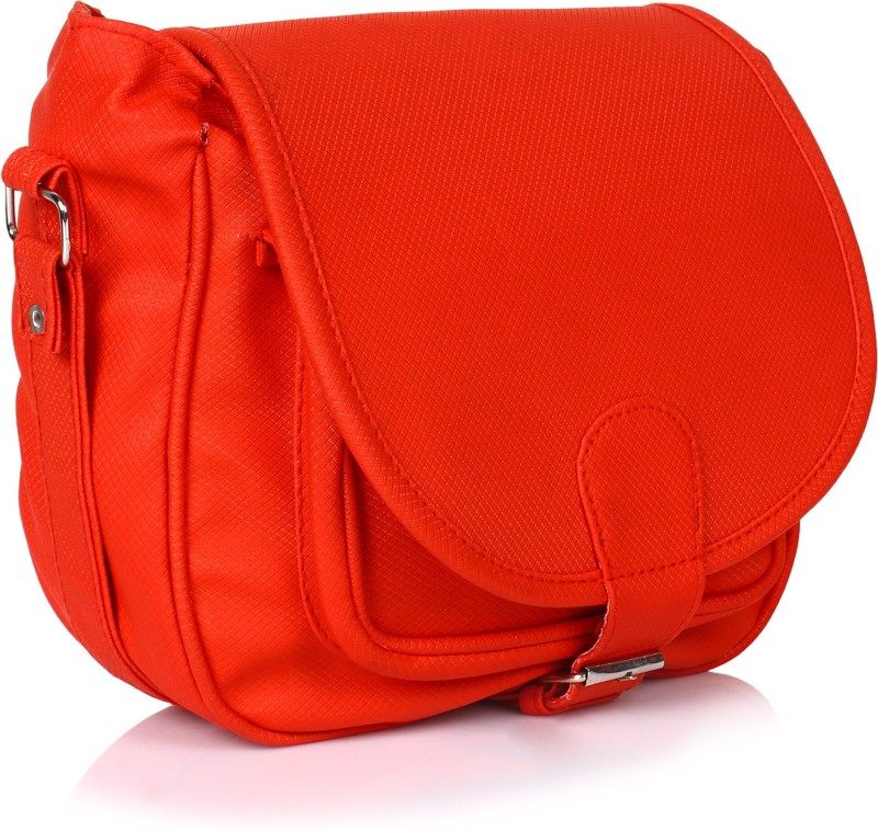 Prettyvogue Red Sling Bag