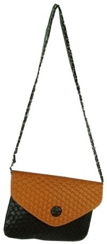 Essart Tan Sling Bag