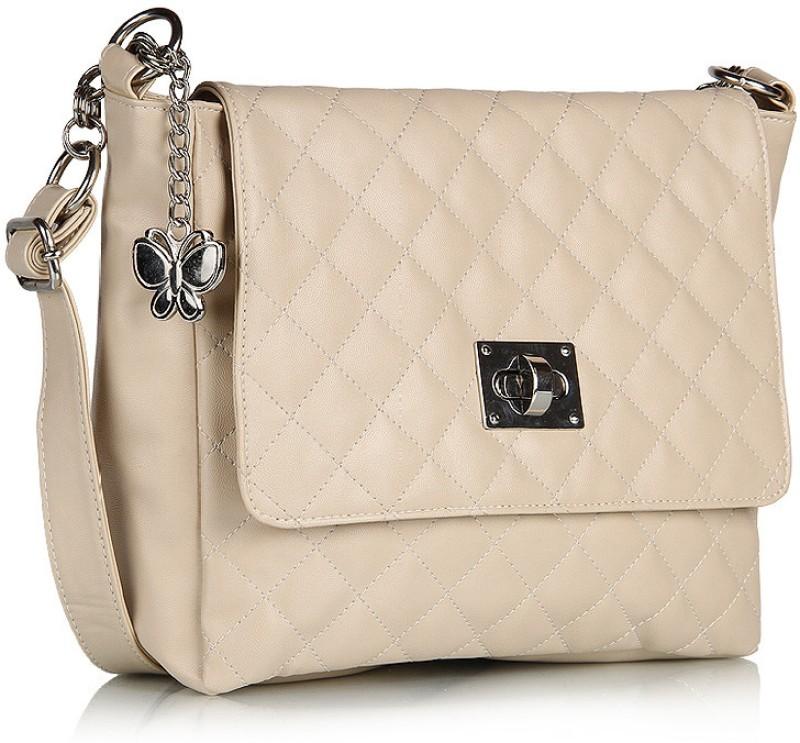 butterflies-women-casual-beige-pu-sling-bag