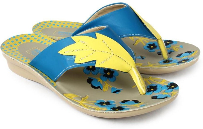 Liberty Girls Slipper Flip FlopBlue