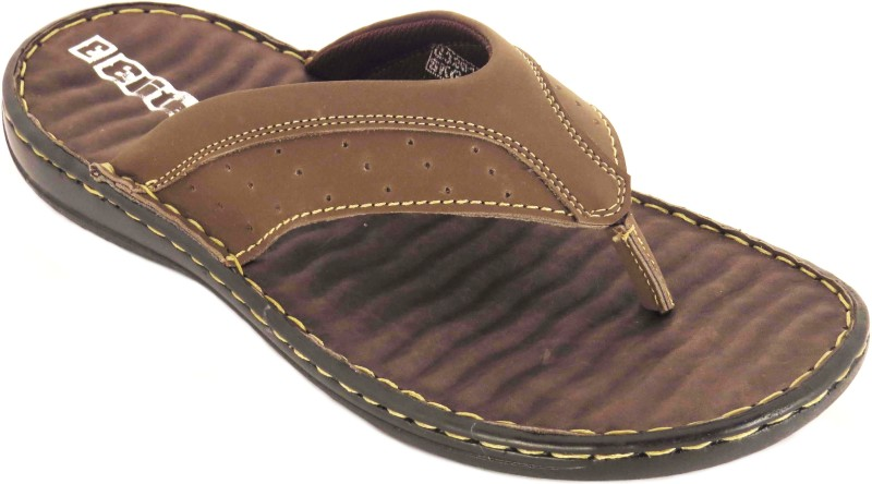 Elite Boys Slipper Flip Flop(Brown)