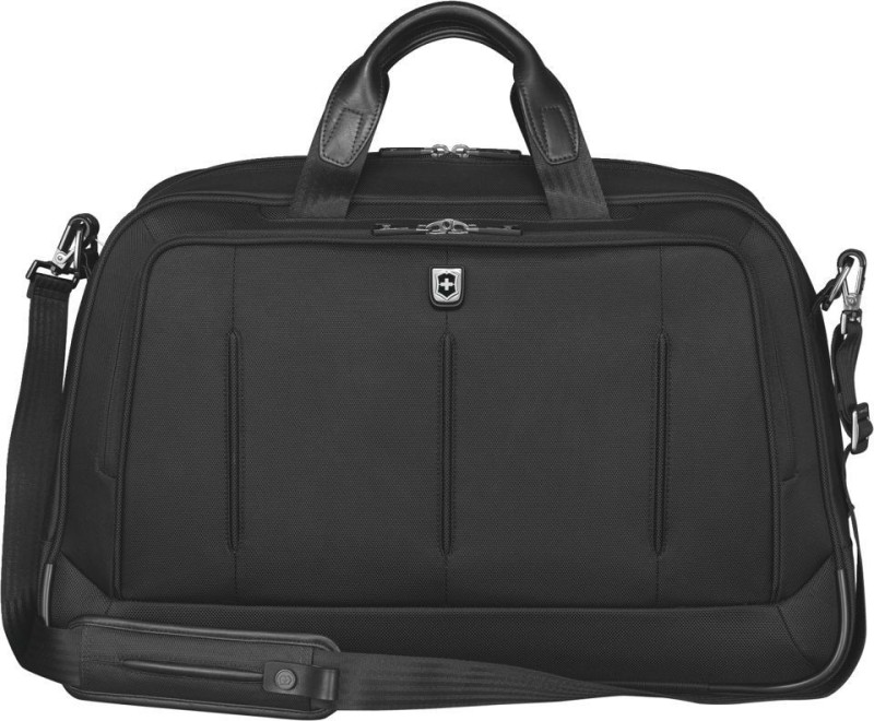 Victorinox VX One Business Duffel Laptop Cargo Bag Small Travel Bag(Black)