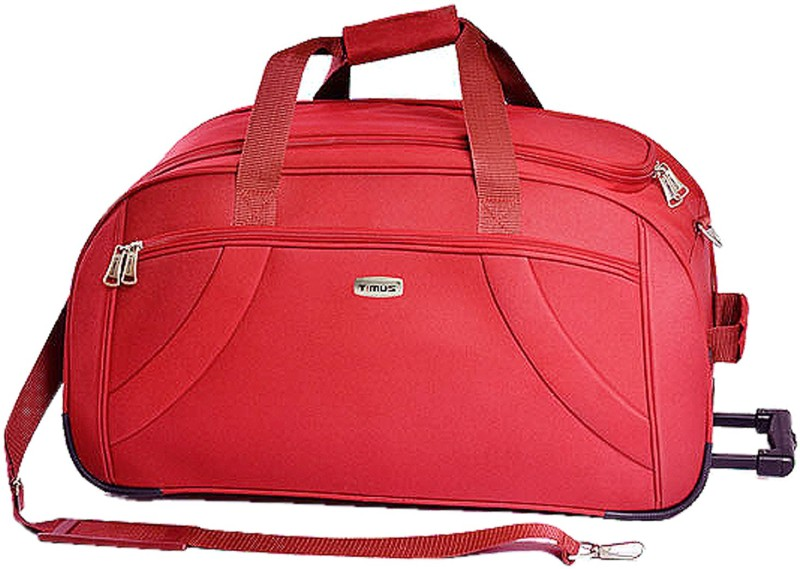 Timus Sampras Small Travel Bag - 65(Red)