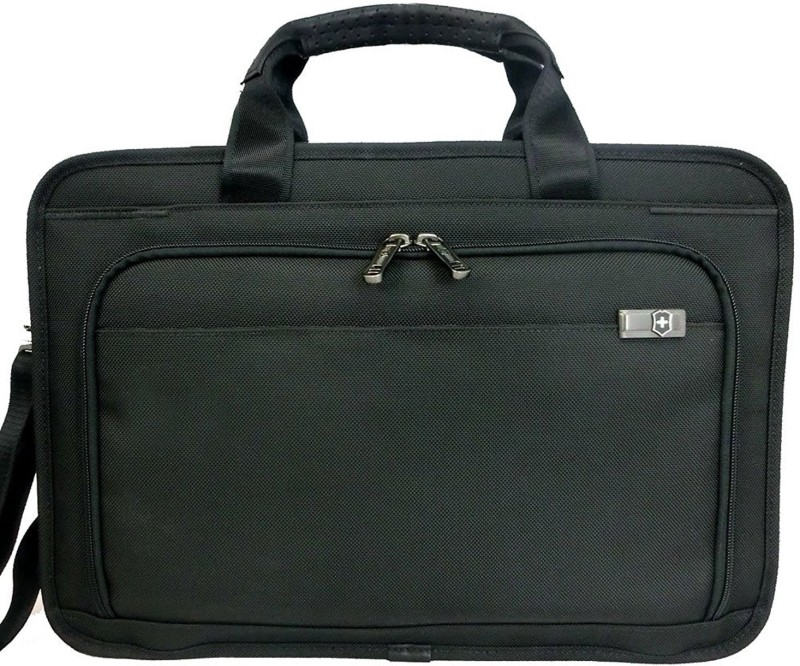 Victorinox Architecture 3.0 Louvre 17 Horizontol Laptop Brief Small Travel Bag(Black)