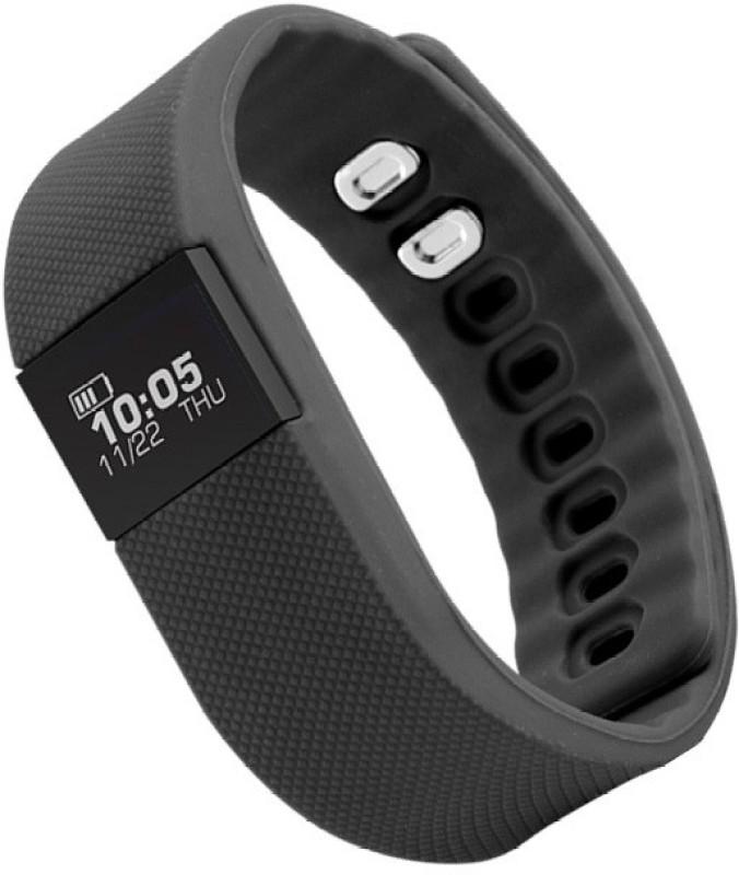 Zebronics ZEB-FIT100 Smart Fitness Band(Black Strap, Size : Regular)