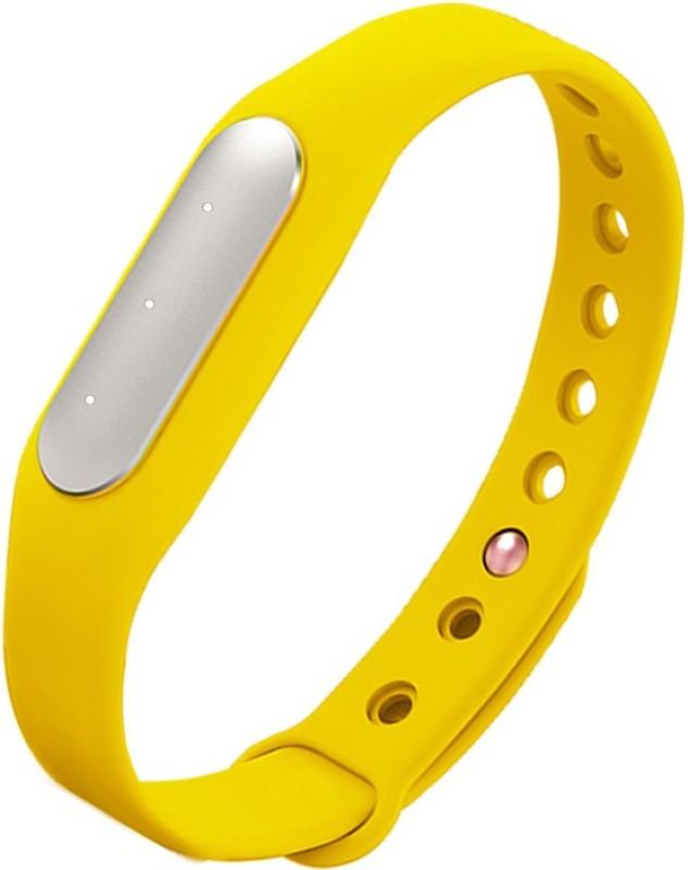 Bingo TW02 Smart Fitness Tracker Band- Yellow(Yellow)