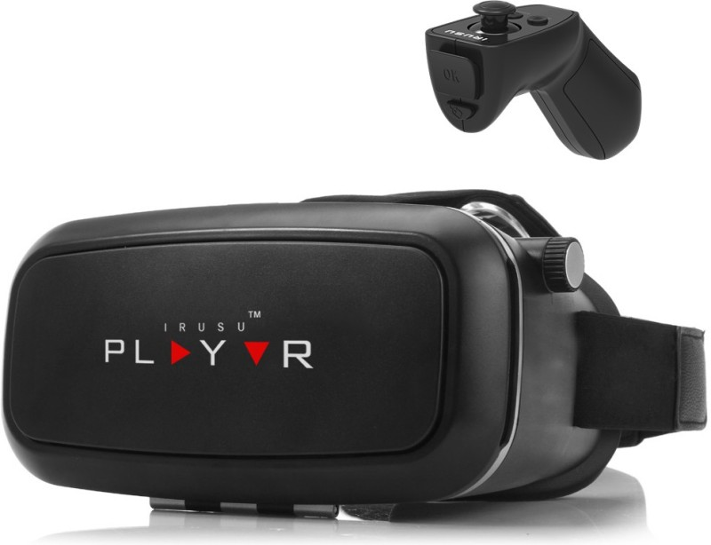 Irusu Playvr VR headset with free remote(Smart Glasses)