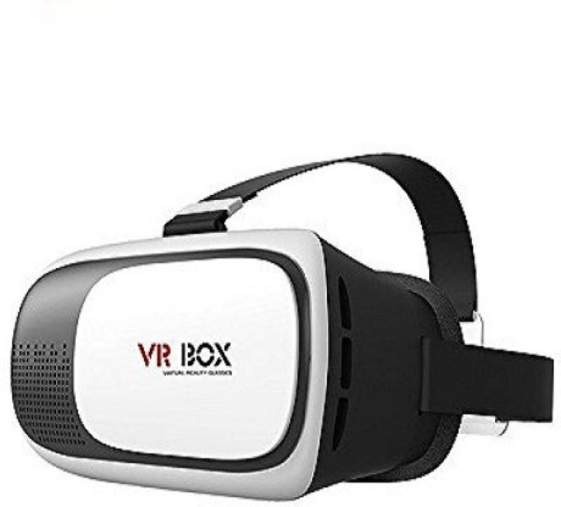 ATOM TOP QUALITY 3D Plastic VR Headset(Smart Glasses)