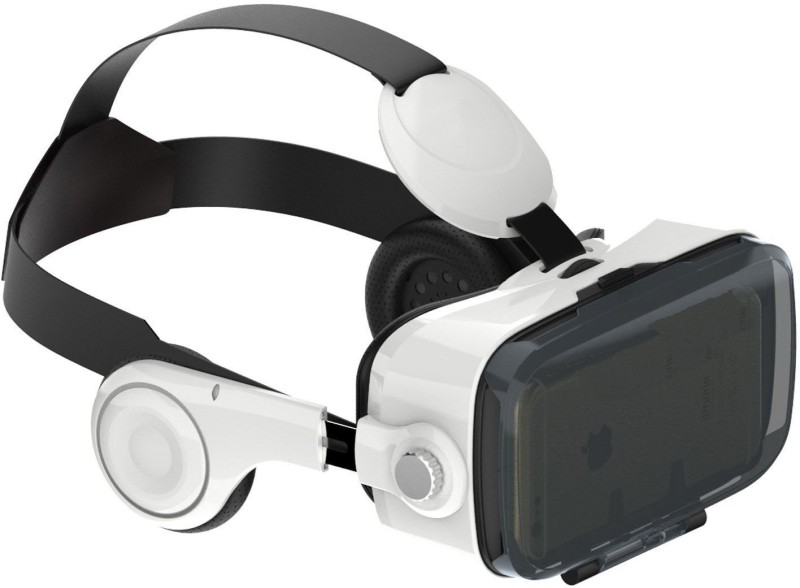 Shrih Premium 3D VR Headset(Smart Glasses)