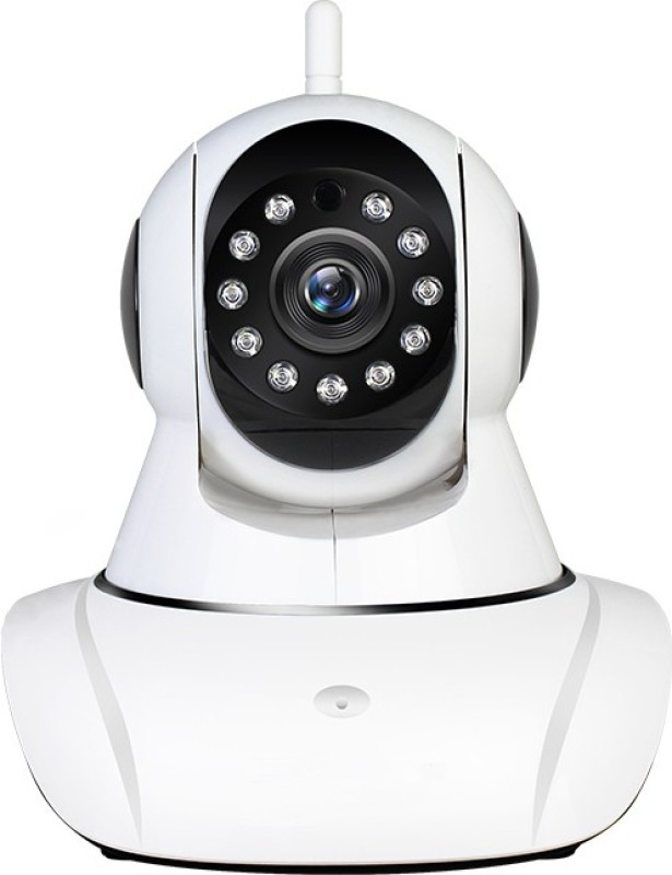 Artek BY780S Wireless IP Camera  Webcam(White) image
