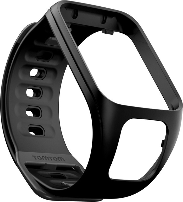 TomTom 9URE.001.05 Smart Watch Strap(Black)
