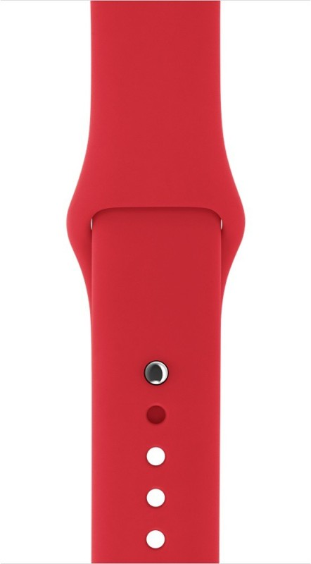 EWOKIt 42mm iwatch silicon Smart Watch Strap(Red)